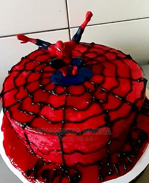 Spider Man Cake | Meals & Drinks for sale in Kampala