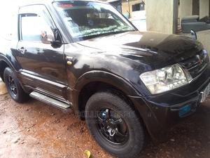 Mitsubishi Pajero 2003 Black   Cars for sale in Kampala