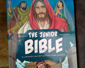 The Junior Bible   Books & Games for sale in Kampala
