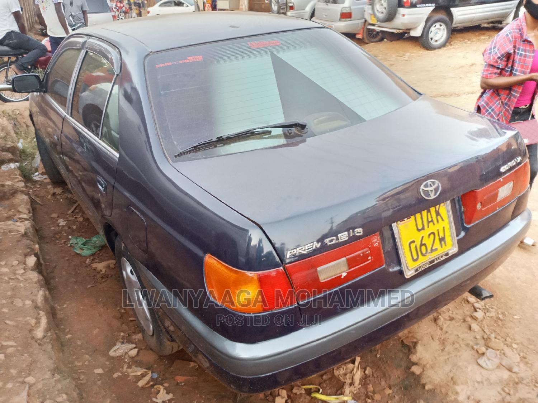 Toyota Premio 2002 Blue | Cars for sale in Kampala, Uganda