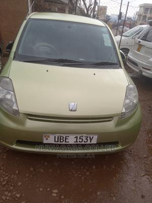Toyota Passo 2007 Green   Cars for sale in Kampala
