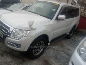 Mitsubishi Pajero 2006 White   Cars for sale in Kampala