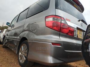 Toyota Alphard 2006 Silver | Cars for sale in Kampala