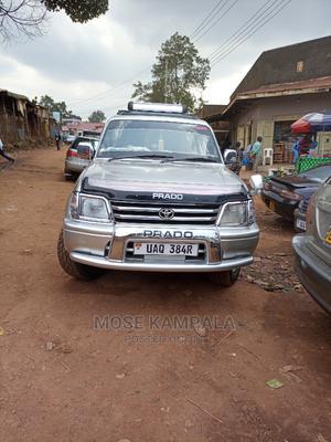Toyota Land Cruiser Prado 1997 Silver   Cars for sale in Kampala, Makindye