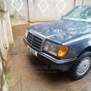 Mercedes-Benz E240 1995 Blue   Cars for sale in Kampala