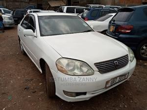 Toyota Mark II Qualis 1999 White | Cars for sale in Kampala, Makindye
