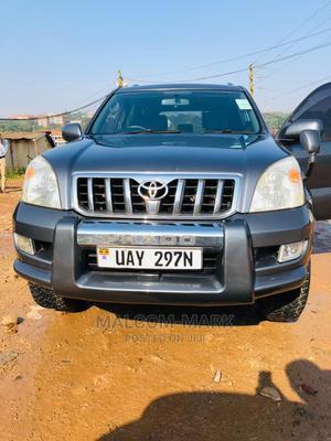 Toyota Land Cruiser Prado 2005 3.4 3dr Gray | Cars for sale in Kampala