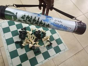 Foldable/Portable Outdoors Chess   Books & Games for sale in Kampala