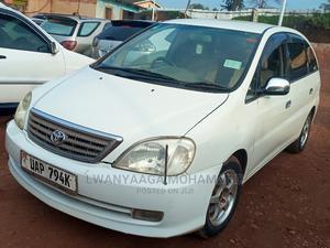 Toyota Nadia 2003 White | Cars for sale in Kampala