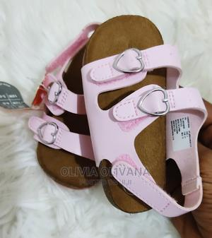 Baby Girl's Shoes (Pink) 21-22 | Children's Shoes for sale in Kampala