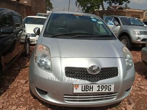 Toyota Vitz 2007 Silver   Cars for sale in Kampala