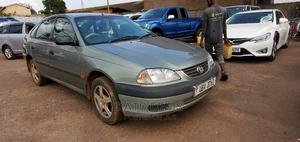 Toyota Avensis 2002 Green   Cars for sale in Kampala