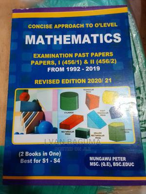 O' Level Mathematics Past Papers ( 1 and 2 ) Book. | Books & Games for sale in Kampala
