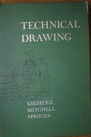 Technical Drawing By Frederick E Giesecke | Books & Games for sale in Kampala, Nakawa