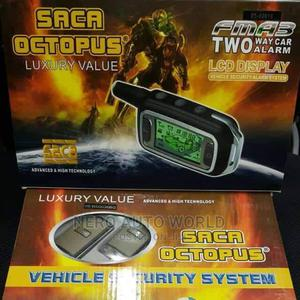Octopus Two Way Car Alarm   Vehicle Parts & Accessories for sale in Kampala