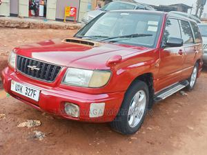 Subaru Forester 1999 Red   Cars for sale in Kampala