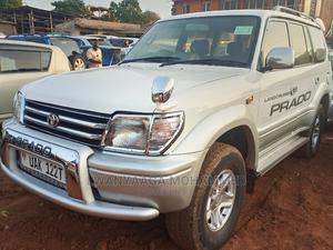 Toyota Land Cruiser Prado 1999 Silver | Cars for sale in Kampala