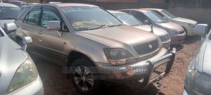 Toyota Harrier 2001 Gray | Cars for sale in Kampala
