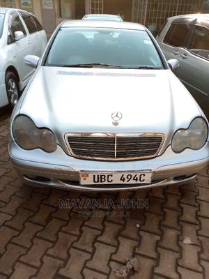 Mercedes-Benz C180 2004 Gray | Cars for sale in Kampala