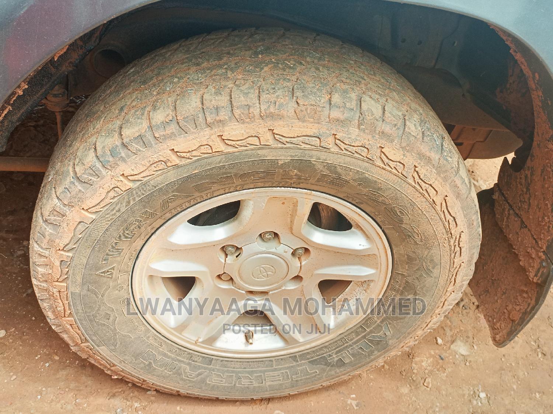 Toyota Land Cruiser Prado 1998 Silver | Cars for sale in Kampala, Uganda
