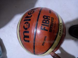 Basketball Molten Fiba Size 5   Sports Equipment for sale in Kampala