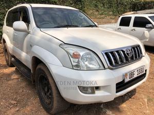Toyota Land Cruiser Prado 2005 3.4 5dr White | Cars for sale in Kampala