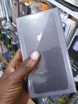 New Apple iPhone 8 Plus 64 GB Black   Mobile Phones for sale in Sembabule