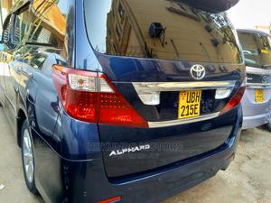 Toyota Alphard 2008 Blue | Cars for sale in Kampala