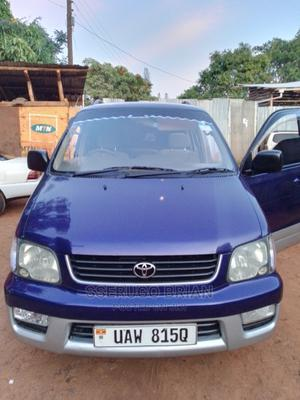 Toyota Noah 2003 2.0 AWD (8 Seater) Blue   Cars for sale in Kampala