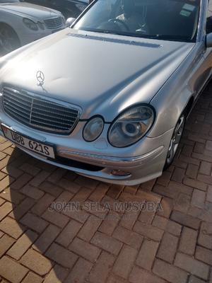 Mercedes-Benz E320 2004 Silver | Cars for sale in Kampala