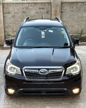 Subaru Forester 2014 Black   Cars for sale in Kampala
