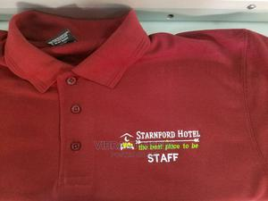 Hotel Staff Tshirts   Printing Services for sale in Kampala
