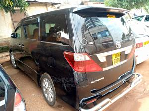 Toyota Alphard 2009 Black | Cars for sale in Kampala