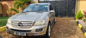 Mercedes-Benz M Class 2006 Silver   Cars for sale in Kampala