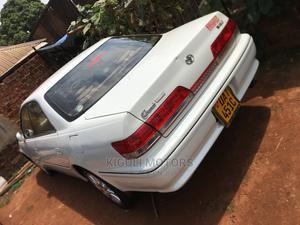 Toyota Mark II 2001 White | Cars for sale in Kampala