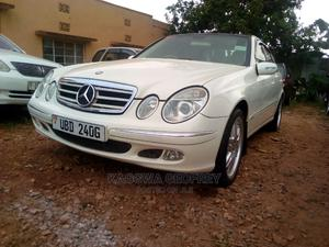 Mercedes-Benz E240 2002 White   Cars for sale in Kampala