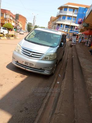 Toyota Alphard 2005 Silver | Cars for sale in Kampala