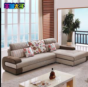 Simple L Sofas Order Now and Get in 6days   Furniture for sale in Kampala