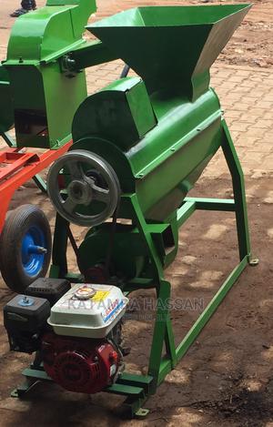 Maize Sheller Machine Using Petrol Engine   Farm Machinery & Equipment for sale in Kampala