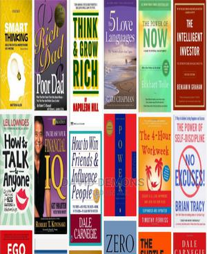 All Ebooks Available | Books & Games for sale in Kampala