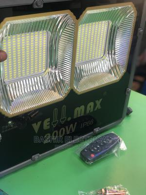 Flood Light 200wts   Solar Energy for sale in Kampala