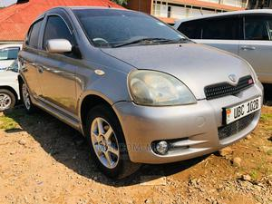 Toyota Vitz 2002 1.5 FWD 3dr Gray | Cars for sale in Kampala