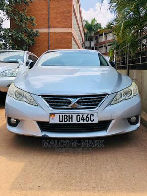 Toyota Mark X 2010 2.5 RWD White   Cars for sale in Kampala