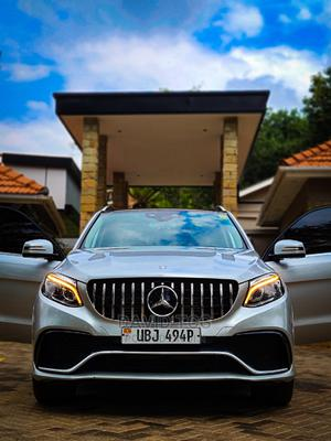 Mercedes-Benz GLE-Class 2017 Silver | Cars for sale in Kampala