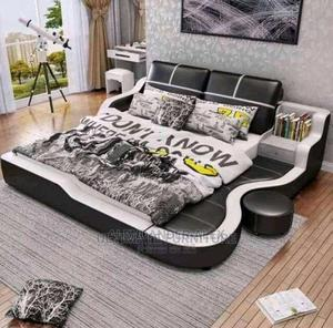 This Is a Six by Six Bed | Furniture for sale in Kampala