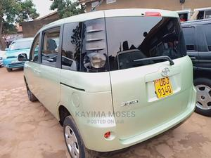 Toyota Sienta 2005 Green   Cars for sale in Kampala