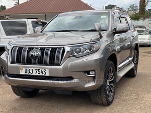 Toyota Land Cruiser Prado 2019 Gray | Cars for sale in Kampala