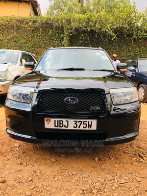 Subaru Forester 2007 2.5 X Automatic Black | Cars for sale in Kampala