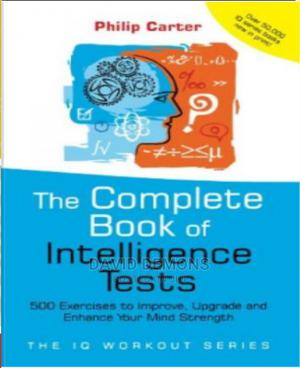 The Complete Book of Intelligence Tests   Books & Games for sale in Kampala