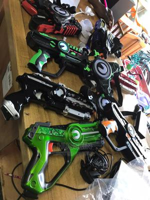 Armogear Infrared Laser Tag Blasters and Vests Set of 4 | Toys for sale in Kampala